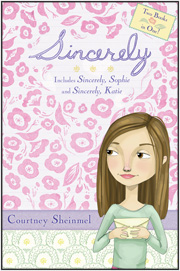 Sincerely by Courtney Sheinmel