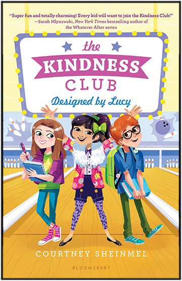The Kindness Club Designed by Chloe by Courtney Sheinmel