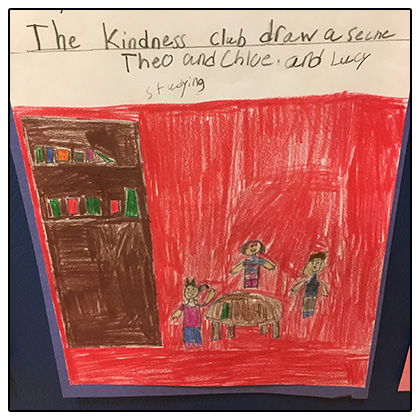 The Kindness Club art